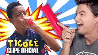 TICOLE - Clipe Oficial - REACT!