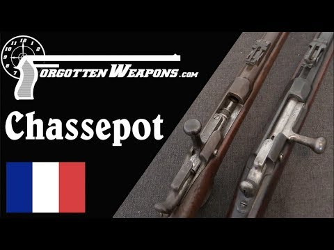 Chassepot: Best of the Needle Rifles