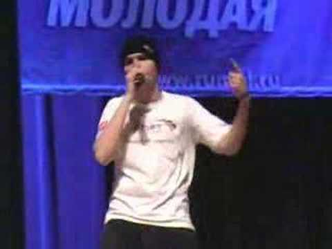 Russian Rapper Noize MC Jailed over Anti-Police Song