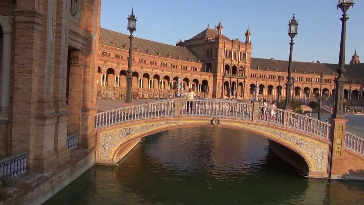 Испания город севилья видио