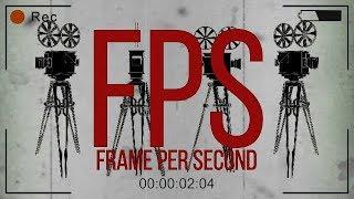 ¿Qué son los fotogramas o frames por segundo? La imagen en movimiento.