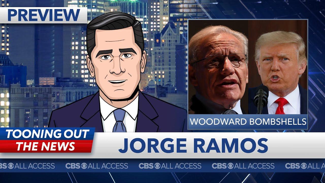 Big News breaks down Woodward's Trump tapes