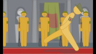 Анимационный клип Меня зовут Шнур - группа Ленинград - HD