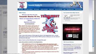 Video How to Register for Soccer - Tenambit Sharks download MP3, 3GP, MP4, WEBM, AVI, FLV Januari 2018