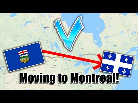 MOVING TO MONTREAL!!! See you in 2 weeks!