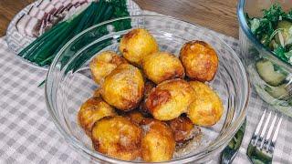 Картошка по улановски знаменитый рецепт советской кухни