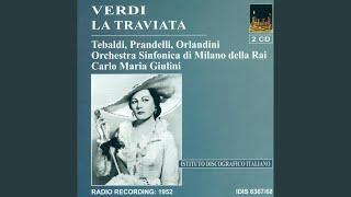 La traviata: Act III: Largo al quadrupede (Coro di Maschere)