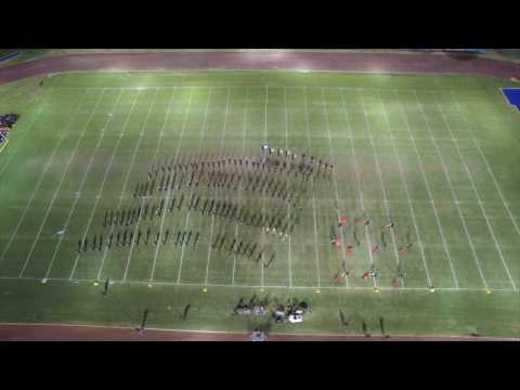 James Campbell High School 2016 Menehune Classic DRONE ARIAL VIEW
