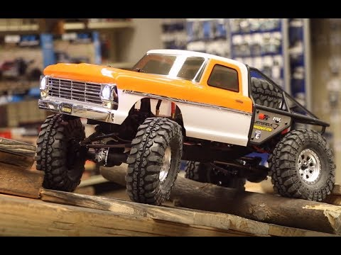 What S New Vaterra Ascender 1968 Ford F 100 Bnd Scale