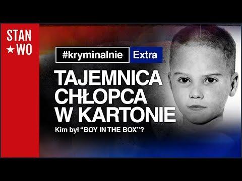 Tajemnica Chłopca w Kartonie -