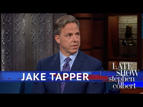 Jake Tapper Credits Jeff Flake For Gutsy Decision