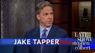 Jake Tapper Credits Jeff Flake For 'Gutsy' Decision