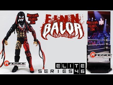 Wwe Figure Insider Finn Balor Wwe Elite Series 46 With New