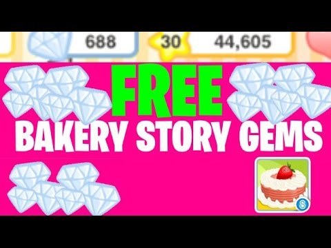 how to get free diamonds on bakery story