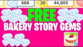 How To Get FREE Gems On Bakery Story!