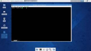Fedora 20 Tutorial - Install and Configure NFS Share Resource Between Linux and Linux