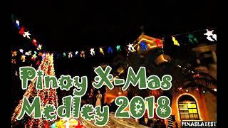TAGALOG PINOY CHRISTMAS REMIX MEDLEY NONSTOP COMPILATION