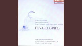 Play Symphonic Dances, Op. 64 No. 1. Allegro Moderato E Marcato (Royal Scottish National Orchestra)