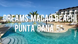 Dreams Macao Beach Punta Cana 5 свежий обзор отеля октябрь 2020