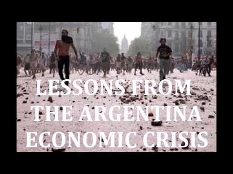 Lessons From Argentina Economic Collaspe - Real Life SHTF