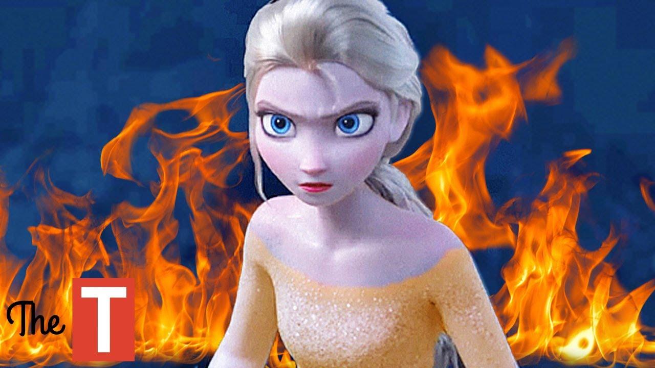 Frozen 3 Theories That Make So Much Sense - YouTube