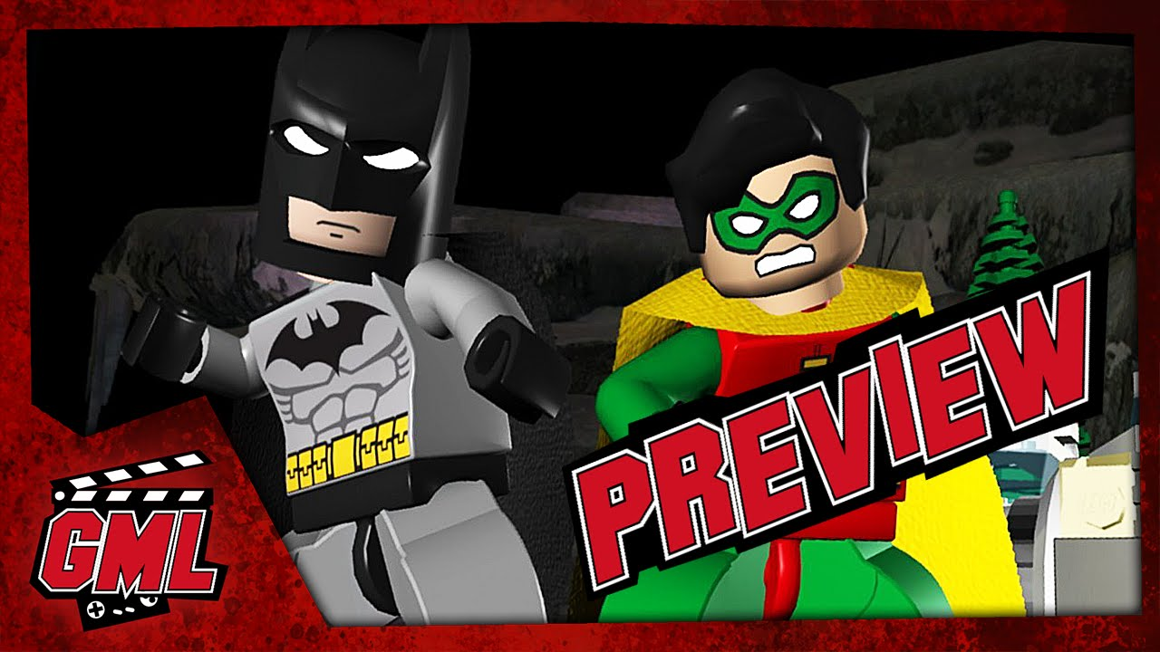 LEGO Batman : Le Jeu Vidéo - Trailer