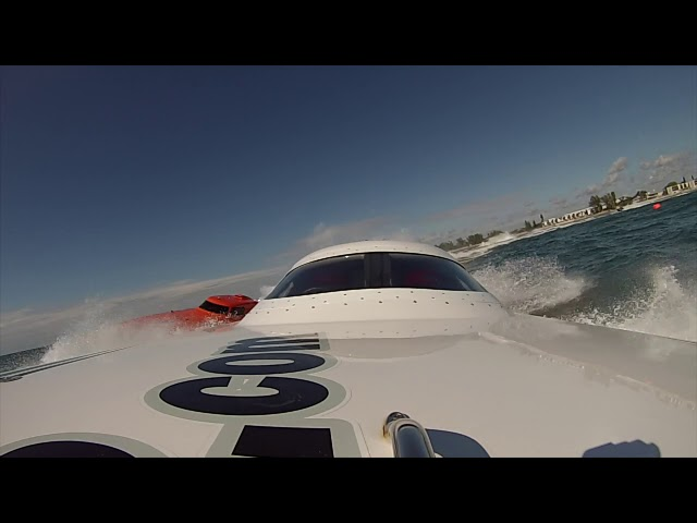 2017 Englewood Beach Waterfest Cockpit Footage w/ Scott Free Racing