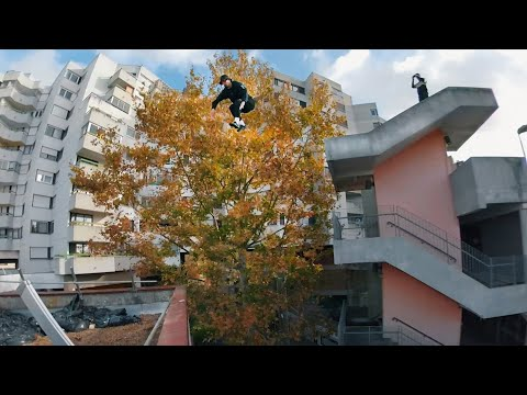 MANPOWER - Most ICONIC roof gap in Parkour history