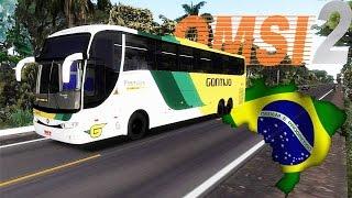 OMSI 2: MAPA BRASIL VIAGENS G6 1200 SCANIA DOWNLOAD ► Logitech G27