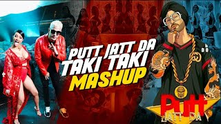 Putt Jatt Da x Taki Taki Mashup Remix DJ Sunny Singh UK Mp3 Song Download