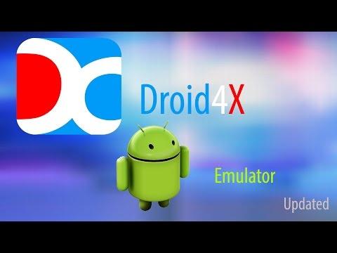 DROID4X - эмулятор Андроид для ПК. Краткий обзор. Как добавлять файлы из компьютера