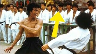 Bruce Lee VS Stuntman Behind The Scene on Enter The Dragon