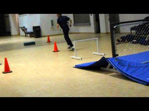 BLET POPAT 2015 Halifax Community College  (Police Officers Physical Abilities Test)