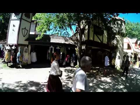 Explore Scarborough Fair 2014 (Time Lapse) with GoPro Hero3+