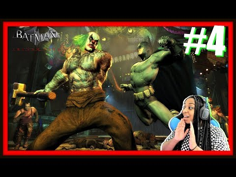 DON'T TAKE ME DOWN WITH YOU!!! | BATMAN ARKHAM CITY EPISODE 4 FULL GAMEPLAY!!!