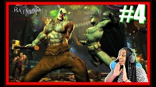 DON'T TAKE ME DOWN WITH YOU!!!   BATMAN ARKHAM CITY EPISODE 4 FULL GAMEPLAY!!!