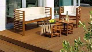 Small Patio Furniture Ideas