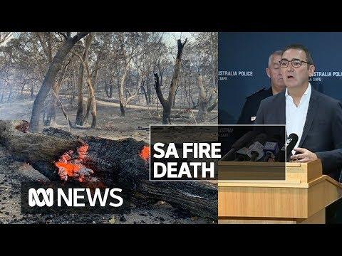 Adelaide Hills bushfire kills person at Charleston, 15 houses destroyed   ABC News