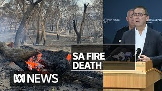 Adelaide Hills bushfire kills person at Charleston, 15 houses destroyed | ABC News