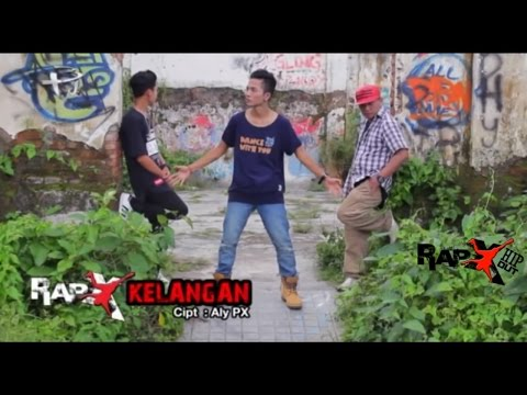 RapX - KELANGAN  [Official Video]