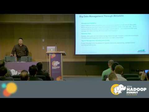 Apache Atlas Tracking dataset lineage across Hadoop components
