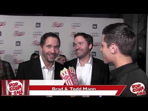 Fargo Season 2 Red Carpet  Brad & Todd Mann