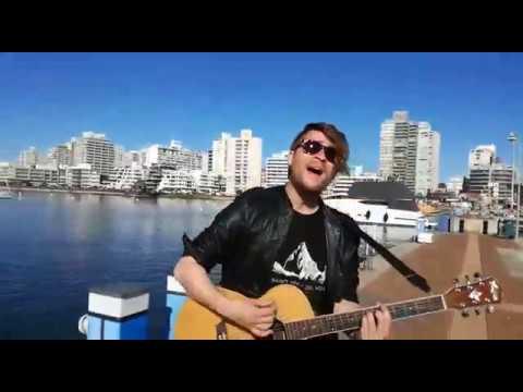 M.A.X - Guardado en el sol (acústico) @ Puerto de Punta del Este, Uruguay