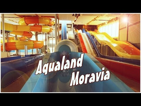 Aquapark - Aqualand Moravia / Tobogány / Extreme Water Slides