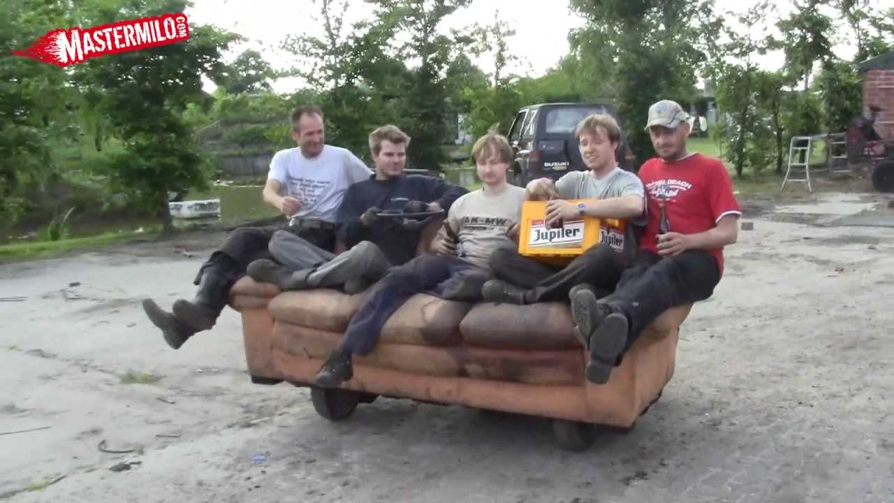 Motorized Sofa Testdrive Youtube