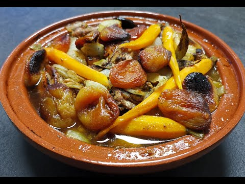 [tuto-#8]-un-tajine-marocain-au-poulet,-abricots-secs-et-Épices-douces-!!!