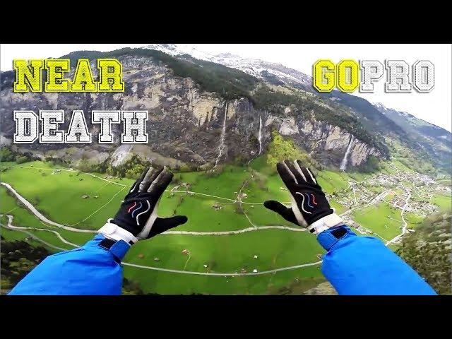 NEAR DEATH CAPTURED by GoPro and camera pt.15 [FailForceOne]