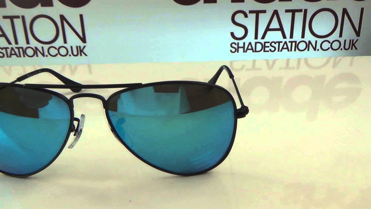 a2cecaddeb Ray Ban Junior sunglasses overview - YouTube