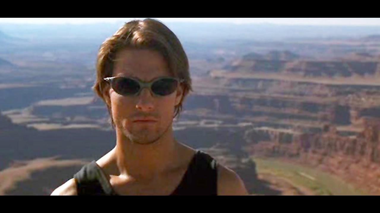 663a03087b OAKLEY · MISSION  IMPOSSIBLE II - YouTube