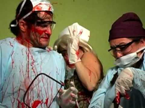 Halloween Costume Surgery ...  sc 1 st  YouTube & Halloween Costume Surgery by Caryn Ruby - YouTube